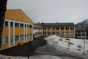 Bjerkaker skole renovering