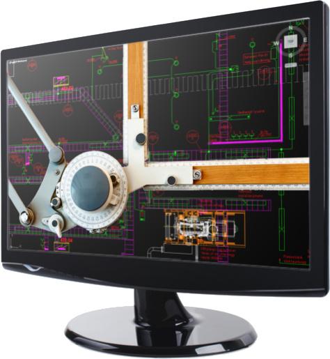 CAD på skjerm